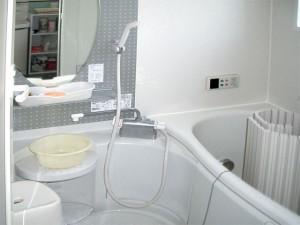 バスルーム after